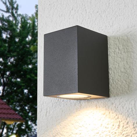 Lámpara de pared de exterior Xava, luz descendente
