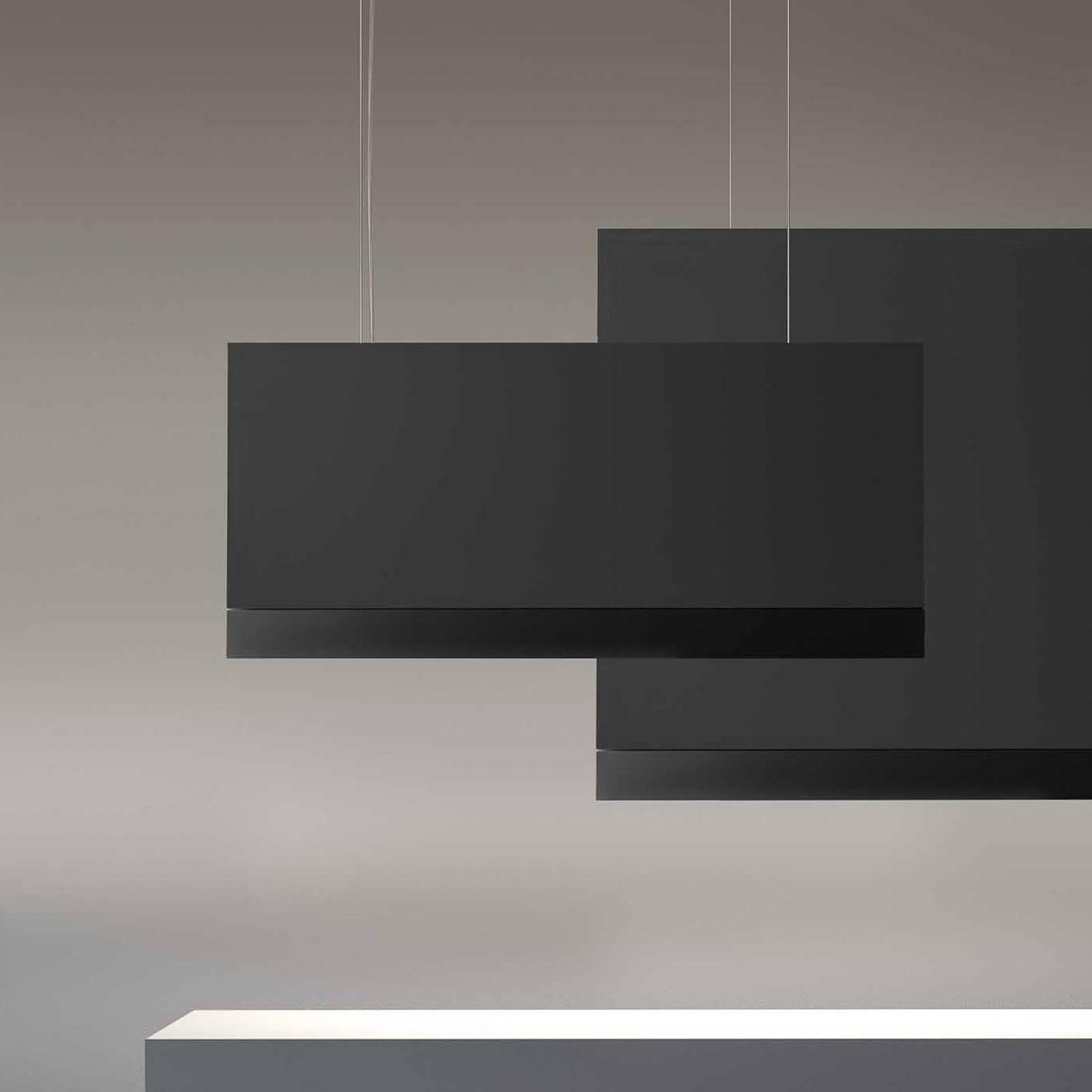 OLEV Stage Vertical Silence Hängelampe 62 cm, 3'K