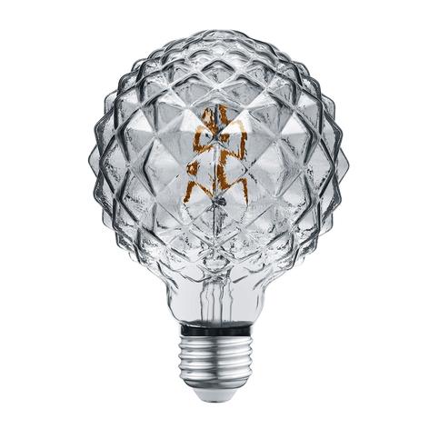 E27 4W lampadina LED a globo 3.000K fumo
