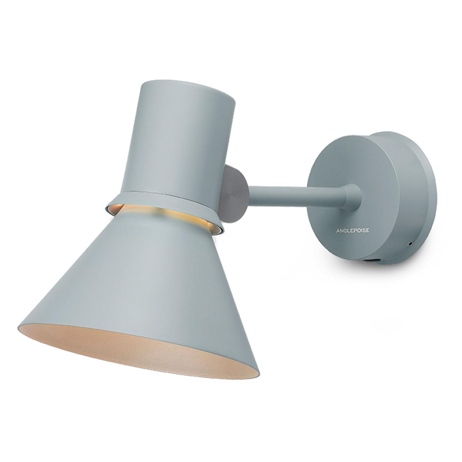 Anglepoise Type 80 wandlamp, nevelgrijs
