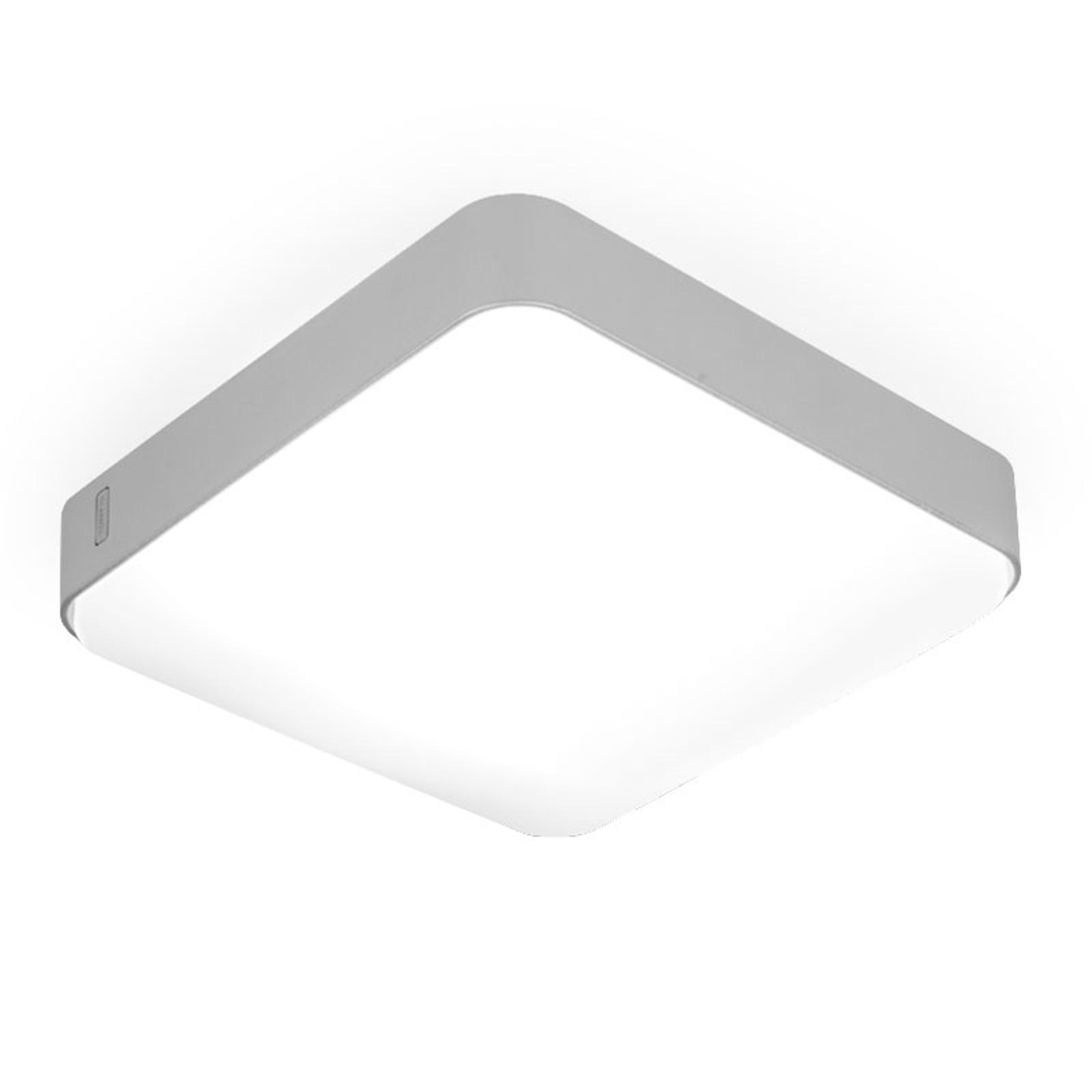 Plafoniera LED A20-SQ, 40x40 cm, 3.000 K