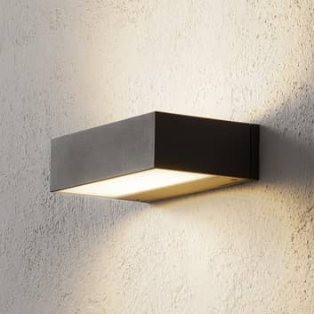 BEGA 33340 LED-seinälamppu 3000K 20cm up/downhopea