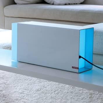 Lámpara de mesa LED Eraser 380 plata