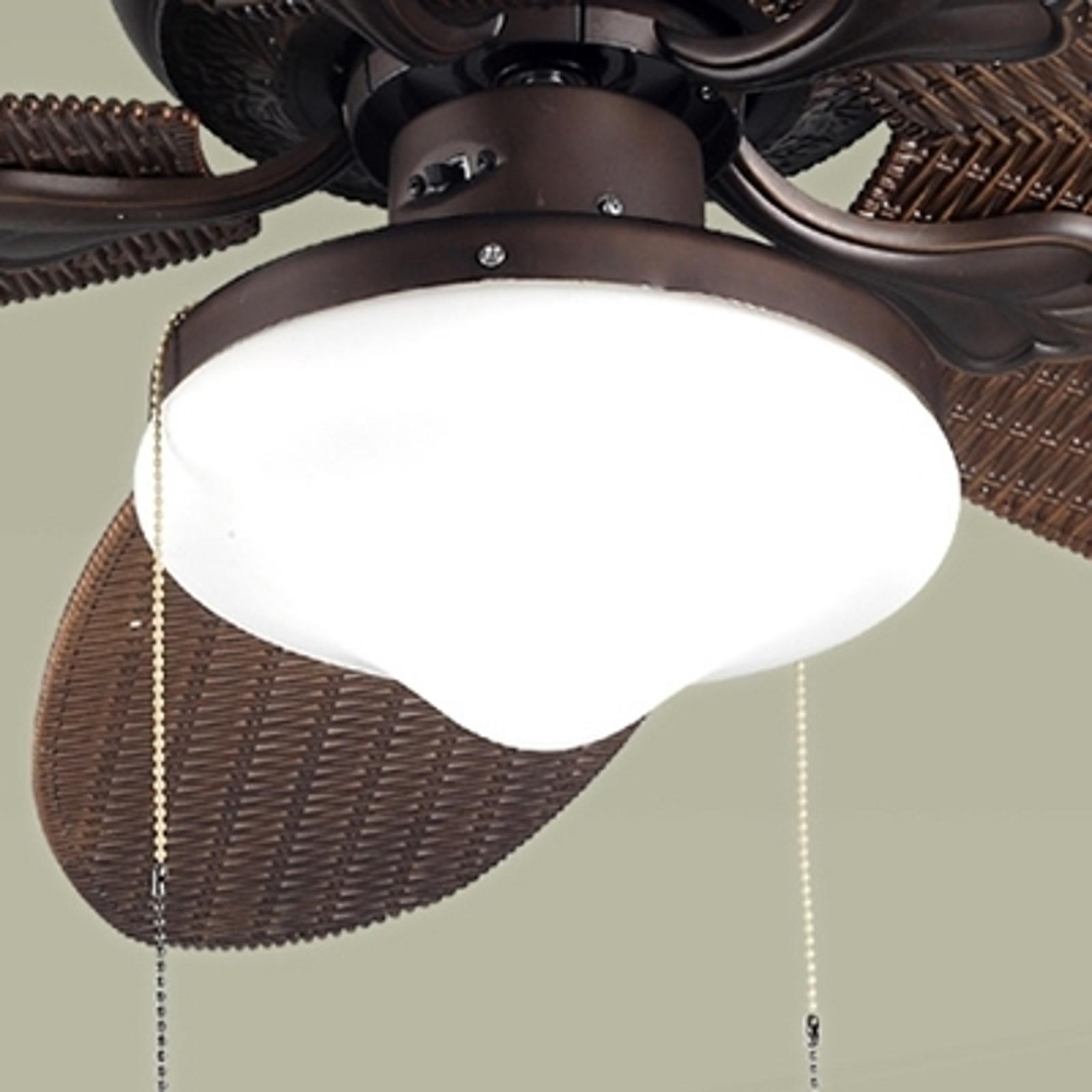 Acquista Kit luci per ventilatore da soffitto PHUKET
