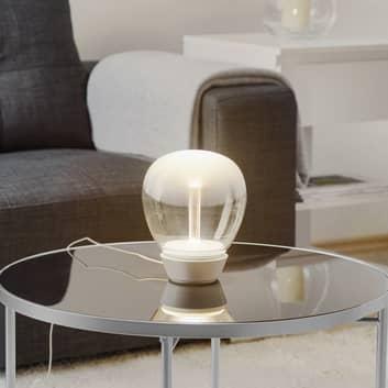 Design-LED-pöytävalaisin Empatia, 16 cm