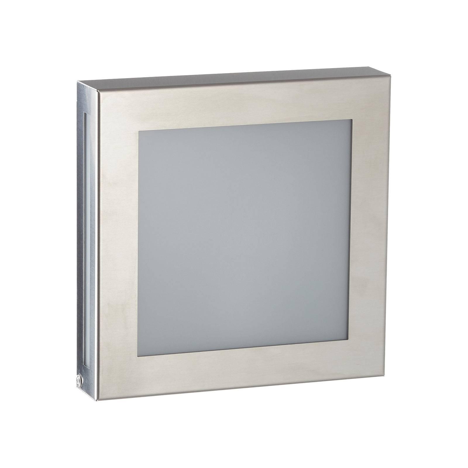 Sensor-LED-Außenlampe Aqua Legendo Mini, edelstahl