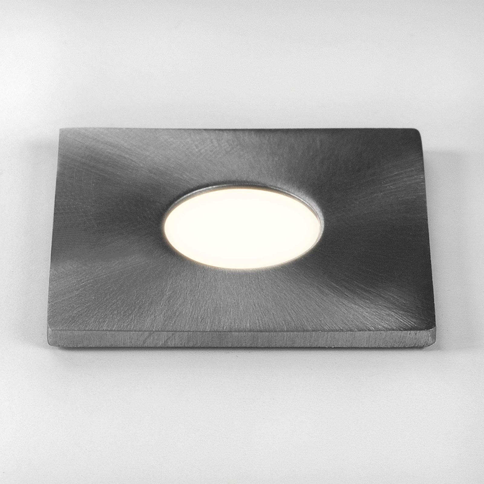 Astro Terra 28 Square LED inbouwlamp, IP65