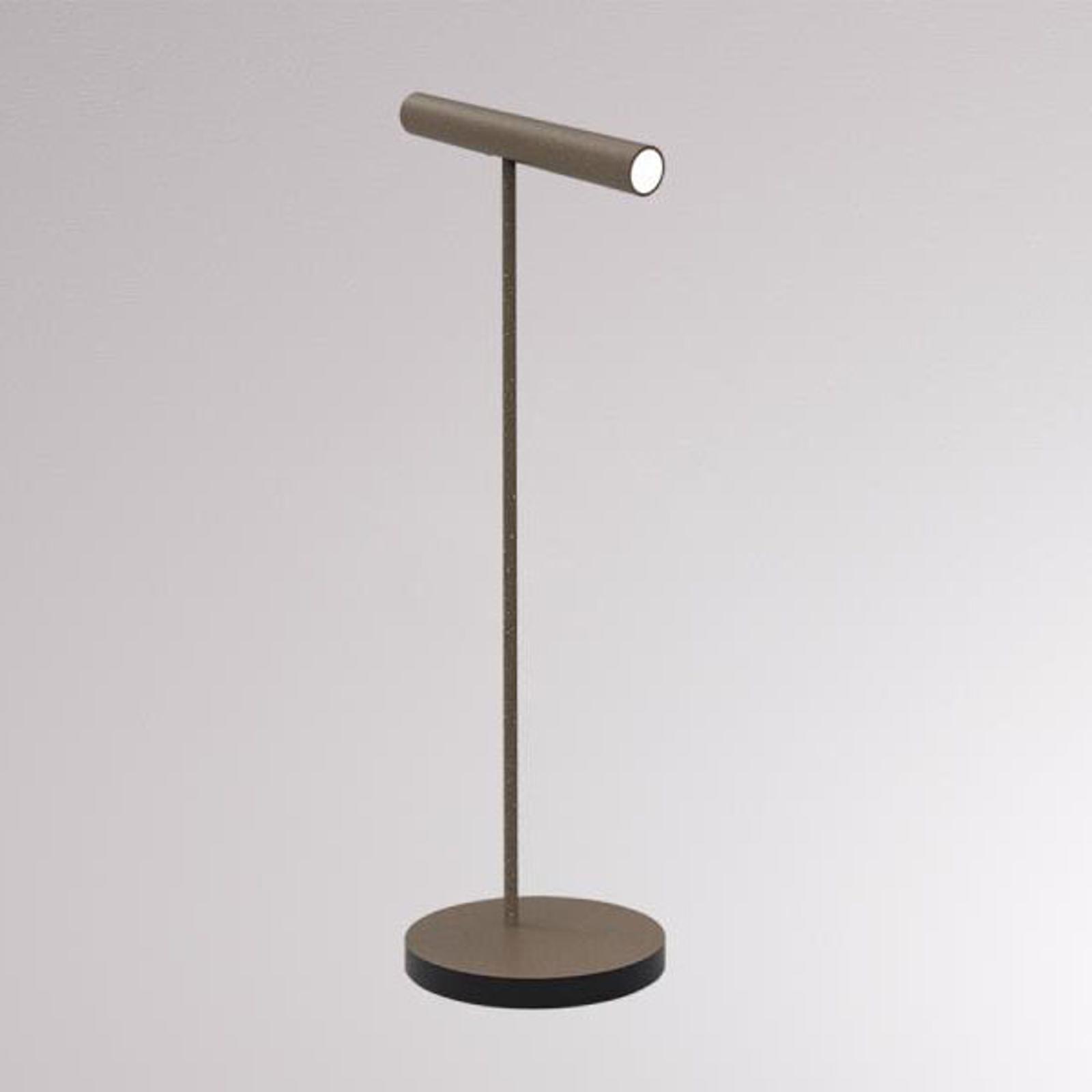 LOUM Meyjo LED tafellamp terra