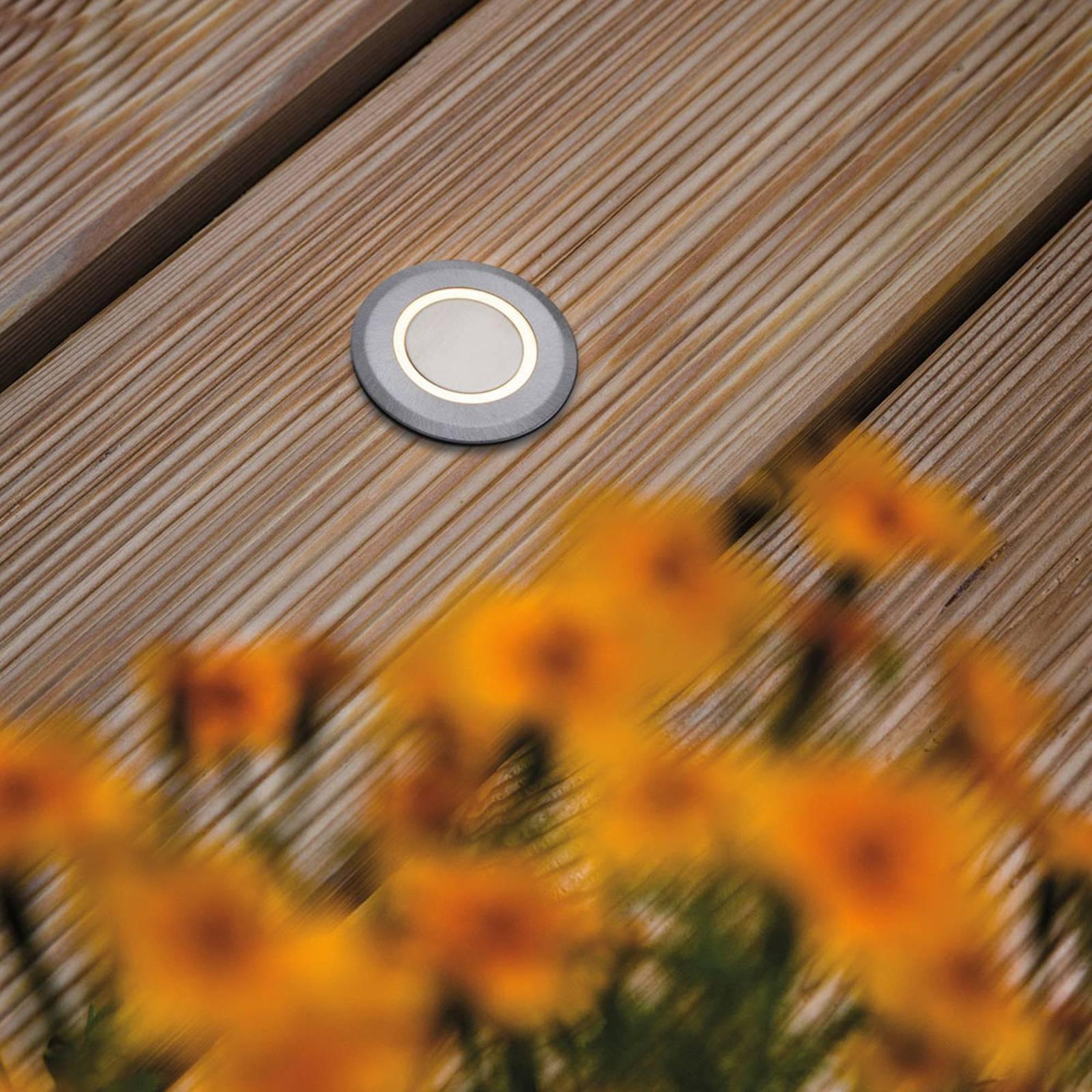 Paulmann House grondspot inbouwlamp IP65 rond ring
