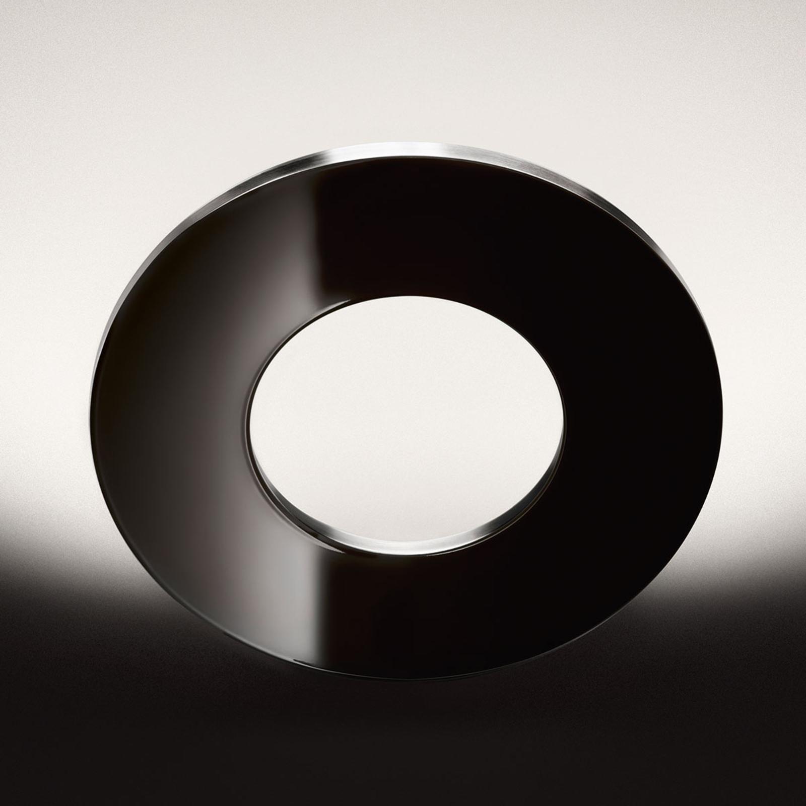 Cini&Nils Passepartout LED-væglampe, sort