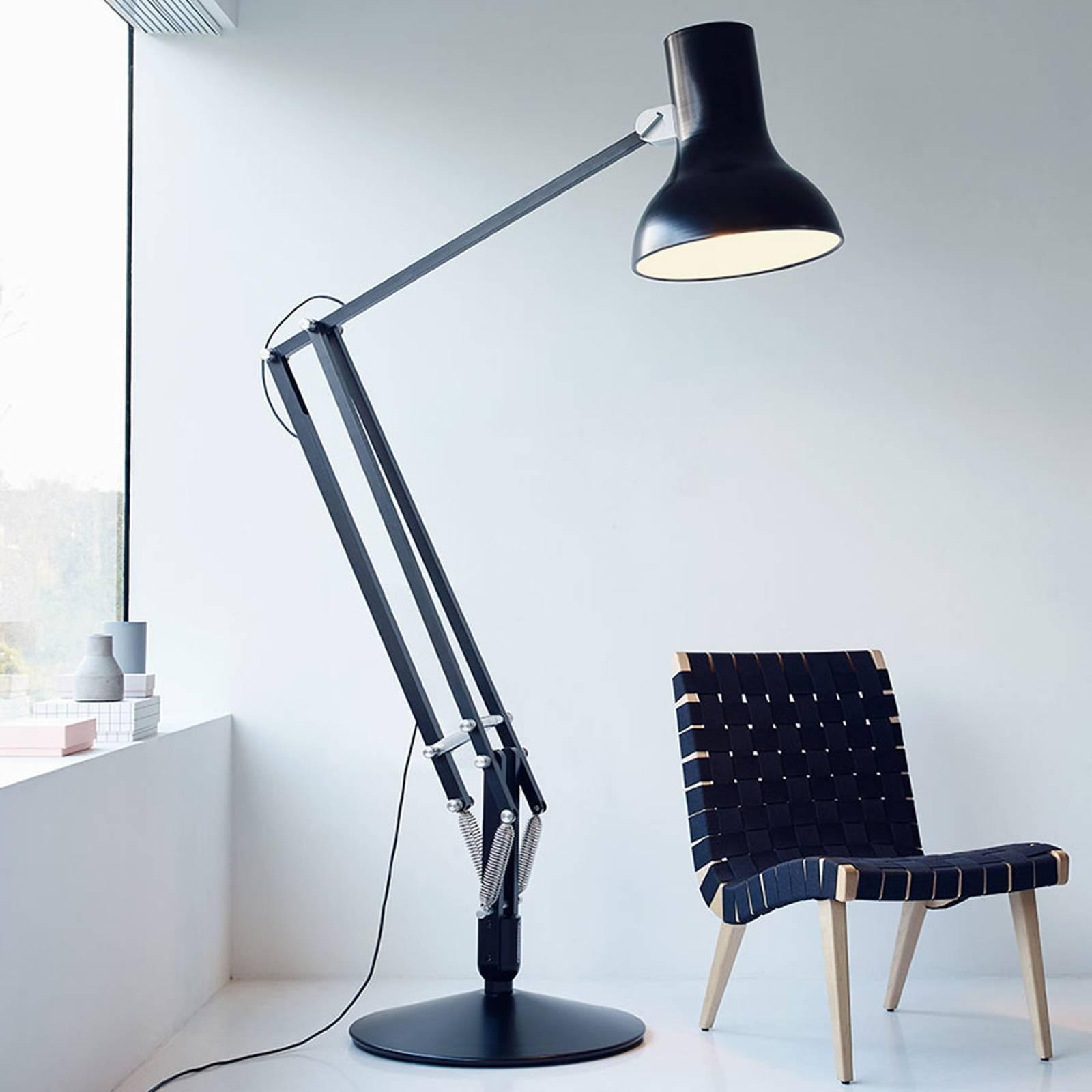 Anglepoise® Type 75 Giant vloerlamp zwart