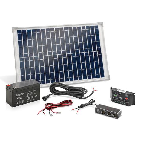 Set energia solare sistema a isola da 20 W