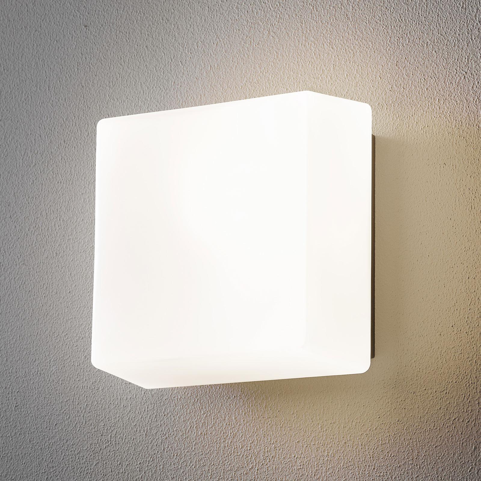 BEGA Lichtbaustein 66658 Wandleuchte 21x21 cm, E27