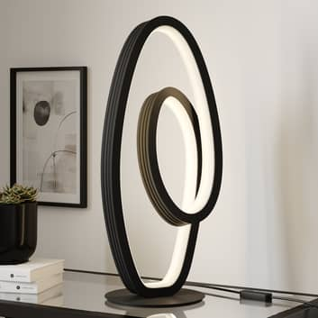 Lucande Bronwyn lampe à poser LED