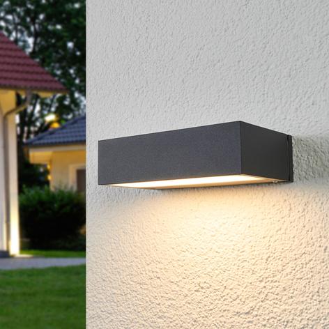 Bega – utendørs LED-vegglampe 33319K3