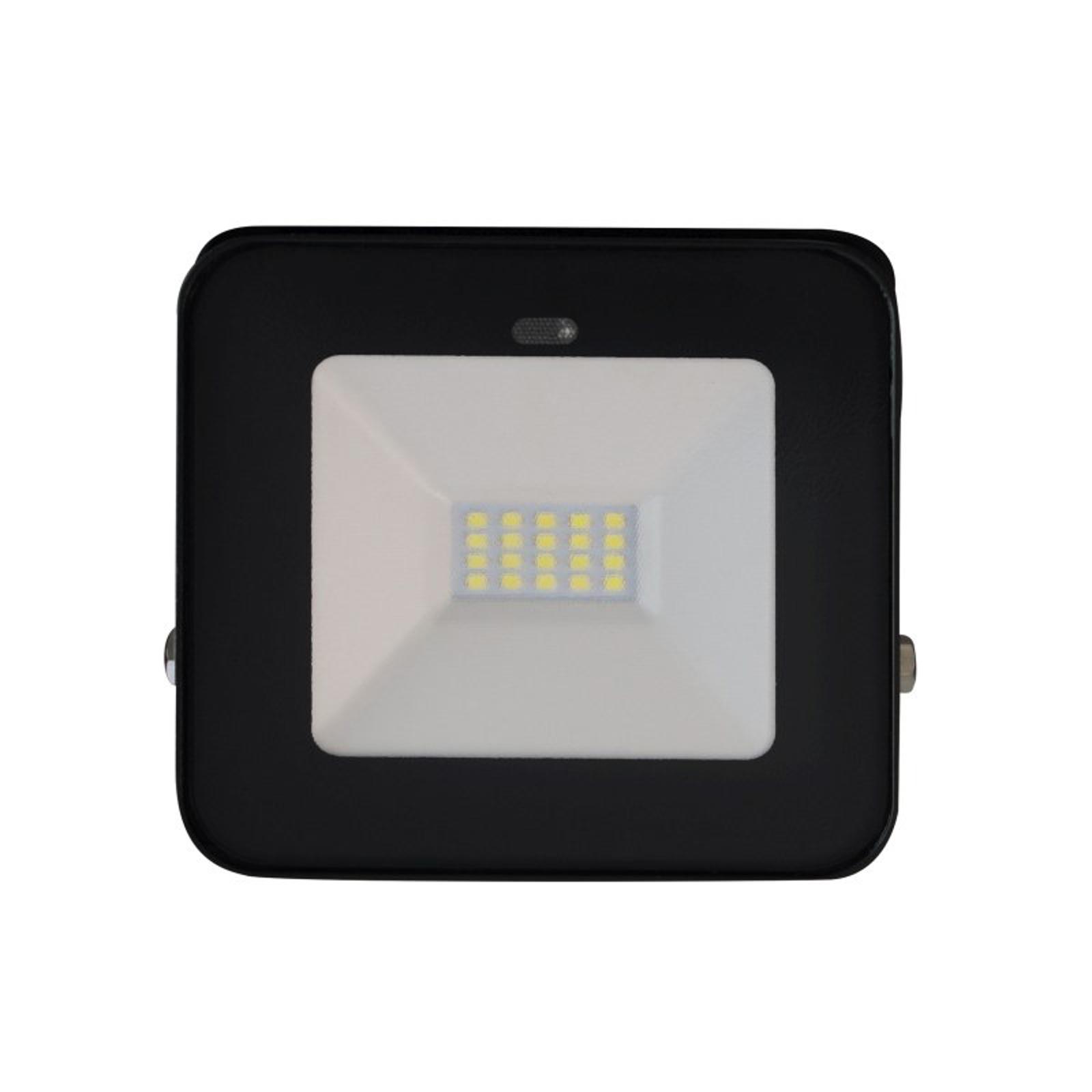 LED buitenspot John met bewegingsmelder, 20W