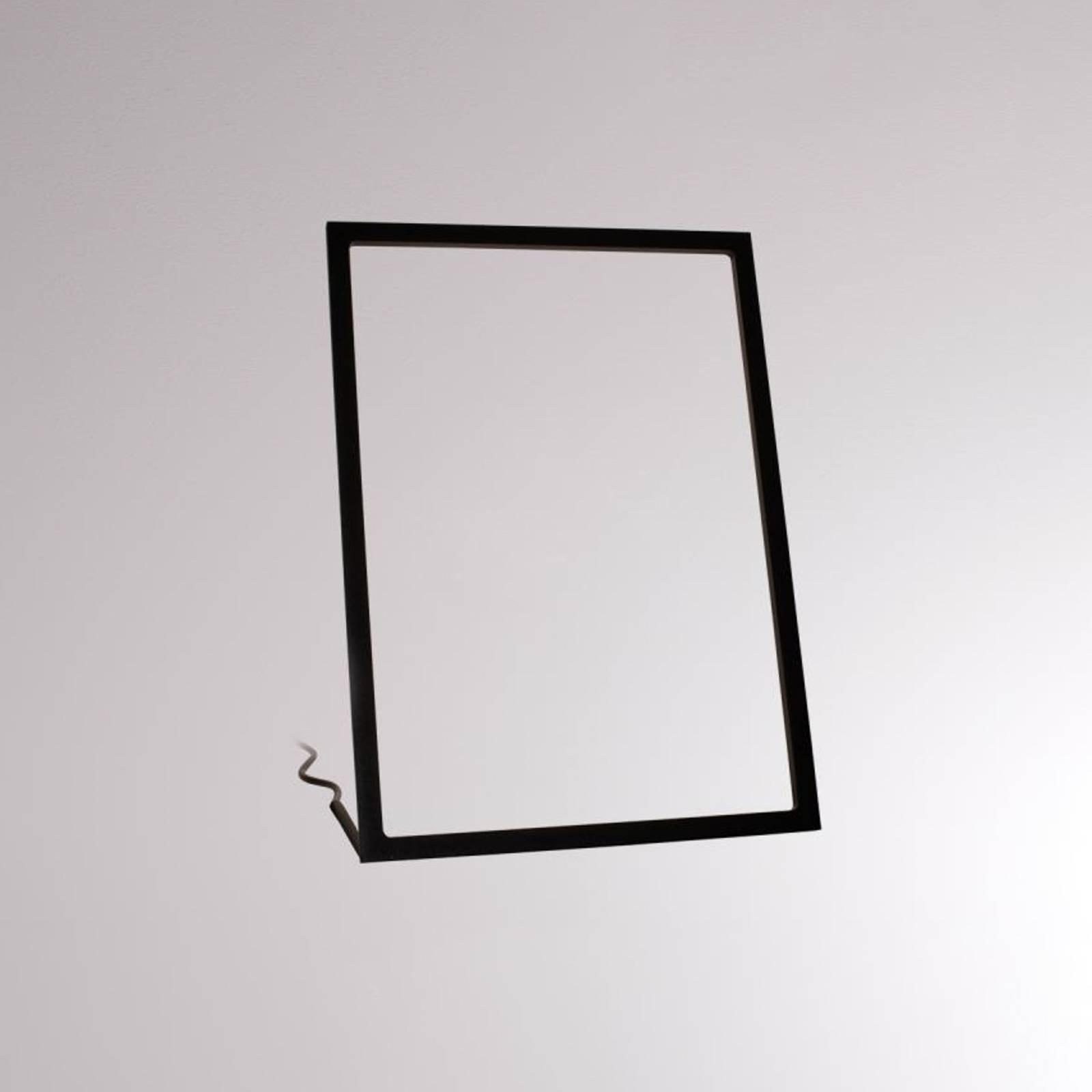 LOUM Gone LED-Tischleuchte schwarz Höhe 35 cm