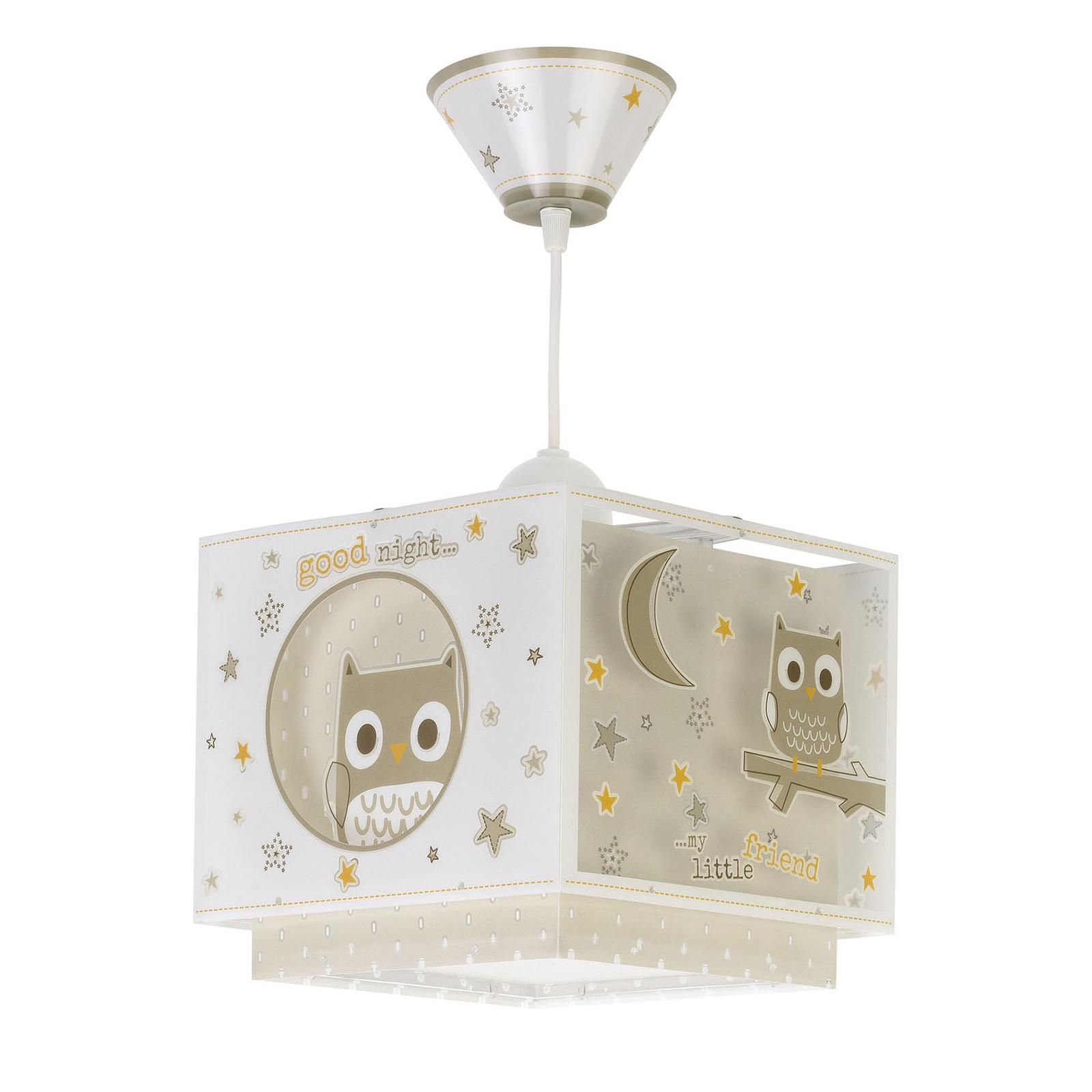 Kinderkamer hanglamp Good Night, 1-lamp