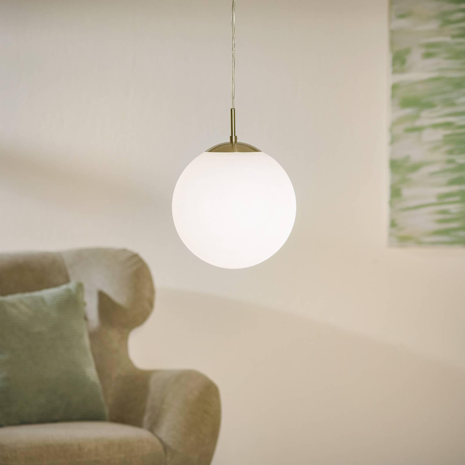 Elegante hanglamp Rondo 25 cm