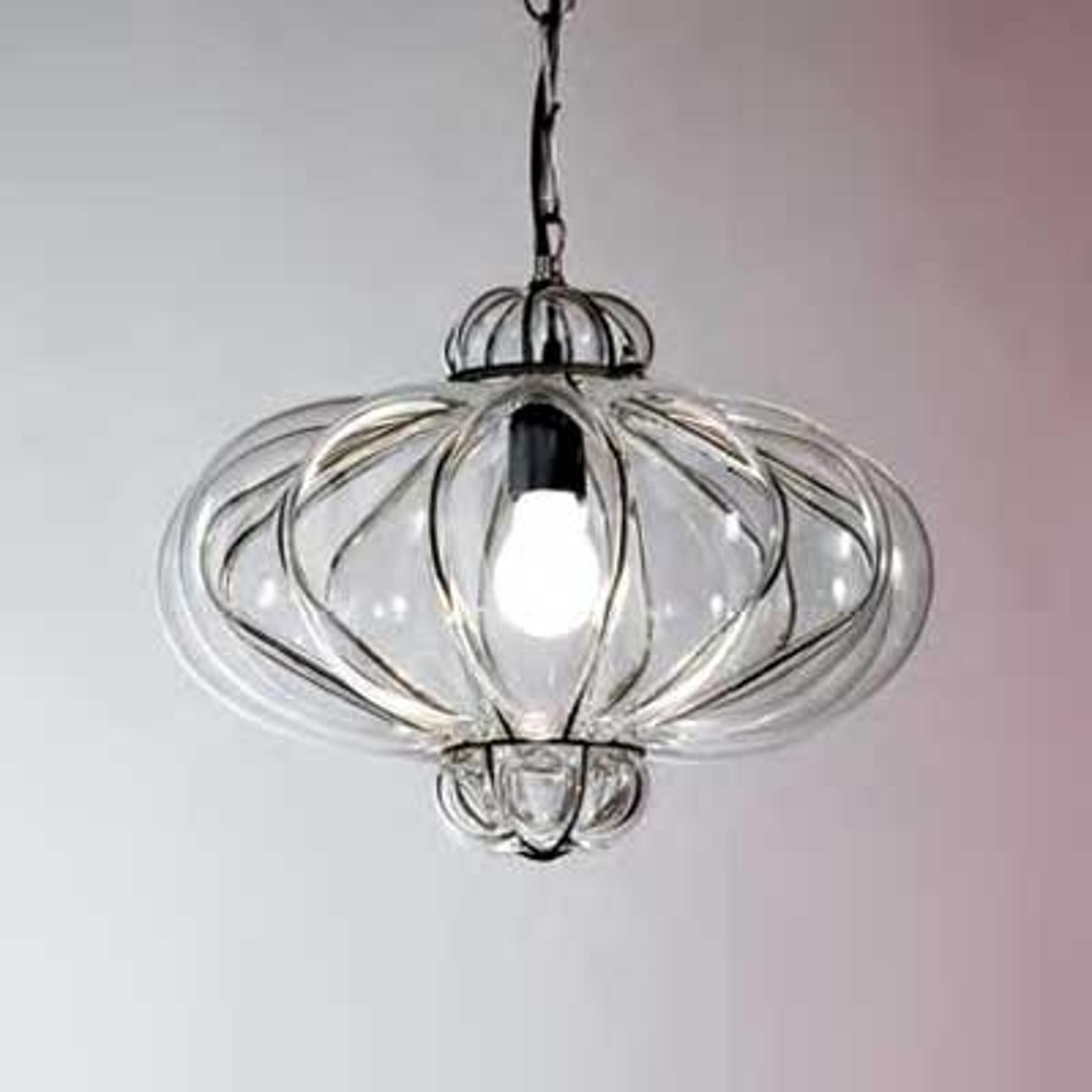 Klasyczna lampa wisząca SULTANO 37 cm