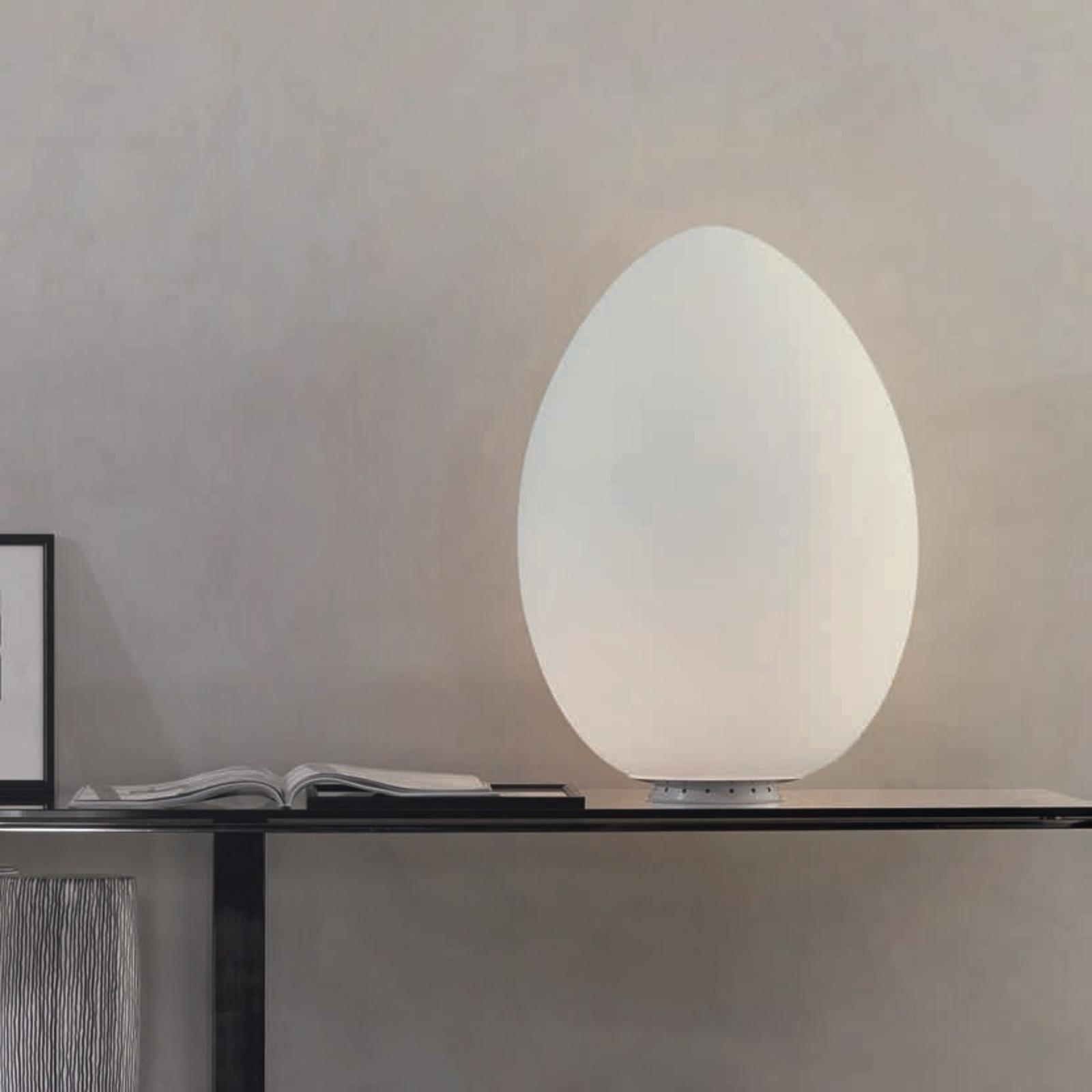 Bijzonder mooie tafellamp UOVO, 27 cm