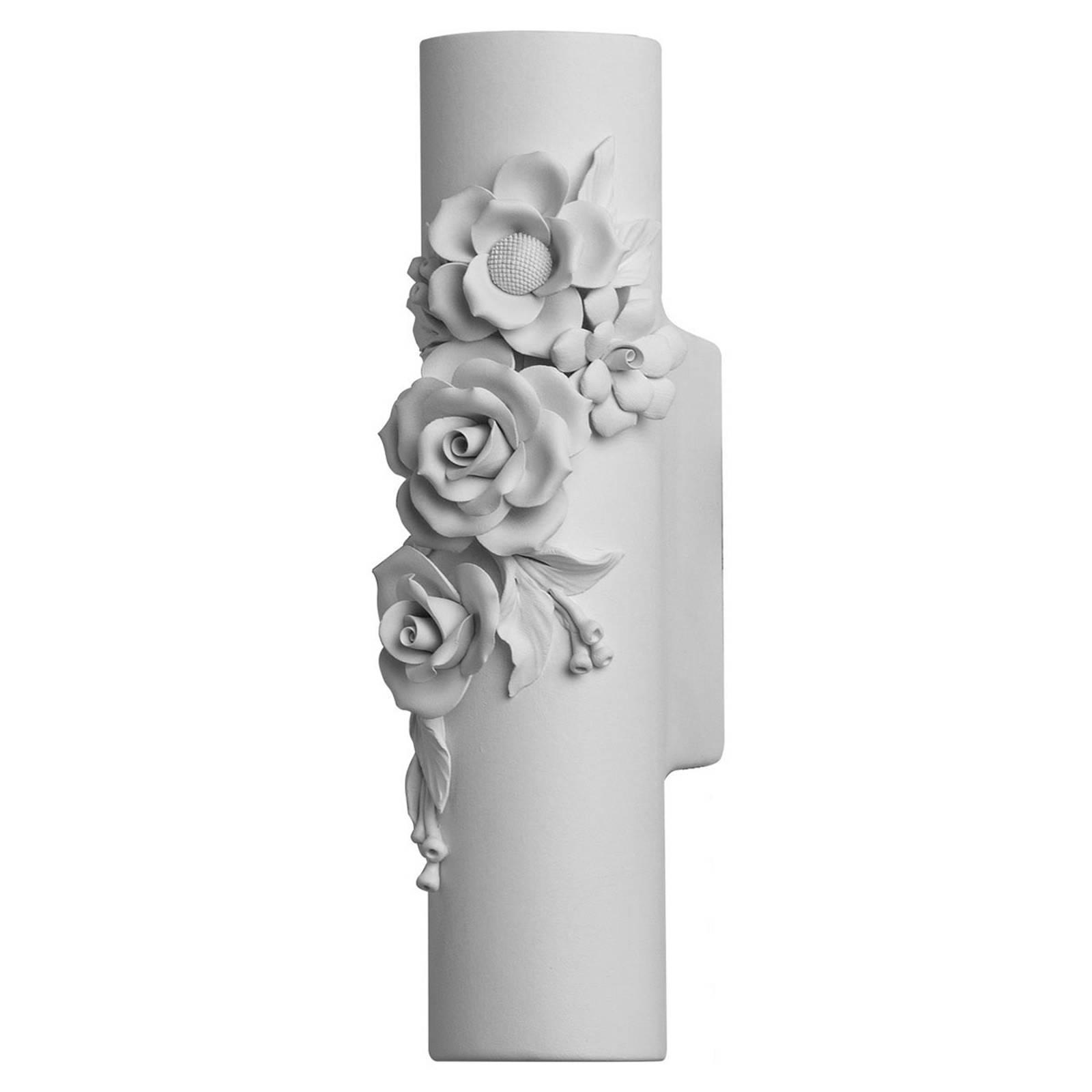 Karman Capodimonte - LED wandlamp van keramiek