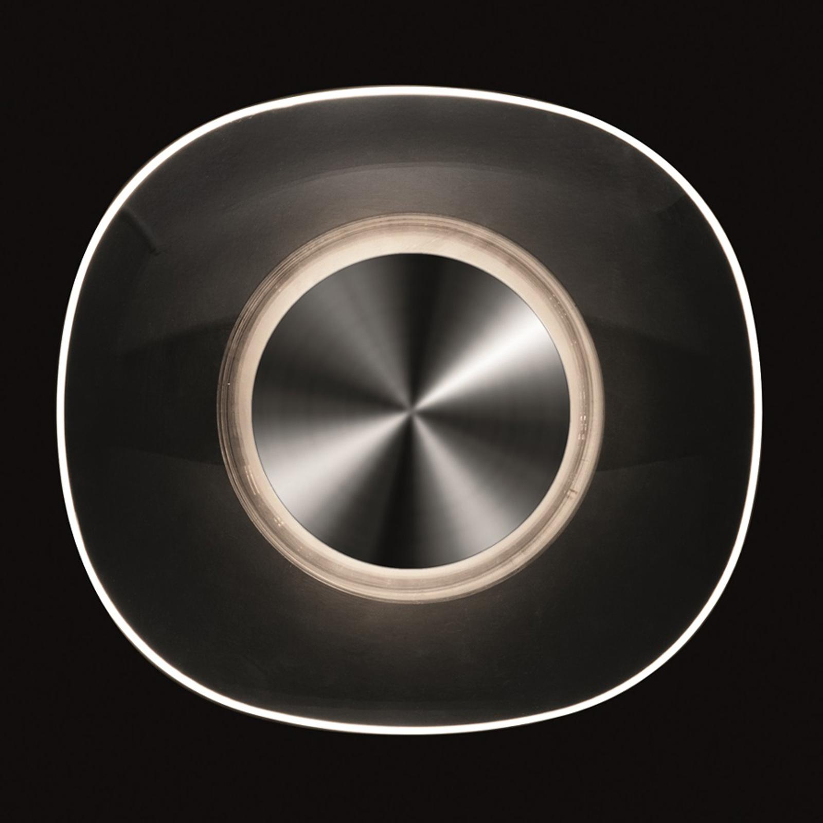 Oluce Yolk - applique design à éclairage indirect