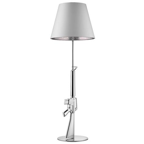 Lounge Gun - atractiva lámpara de pie de FLOS