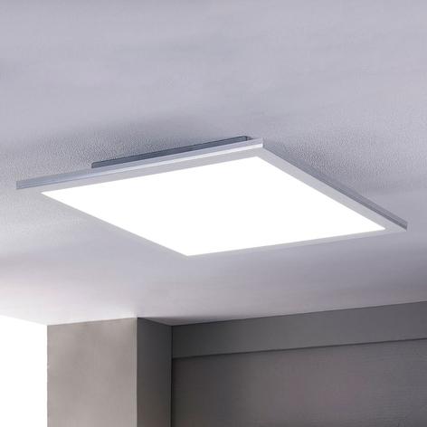 Lindby Livel panel LED, CCT, 62 cm x 62 cm