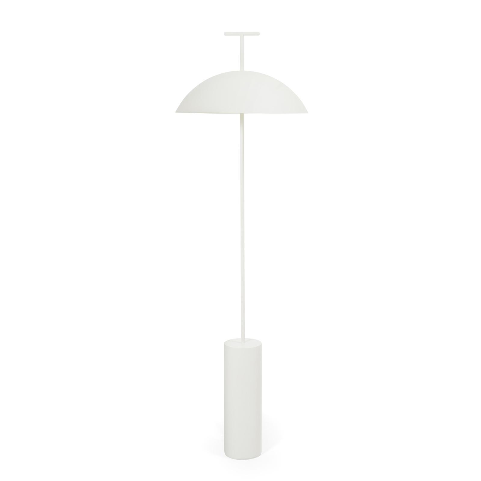 Kartell Geen-A LED-Stehleuchte, weiß