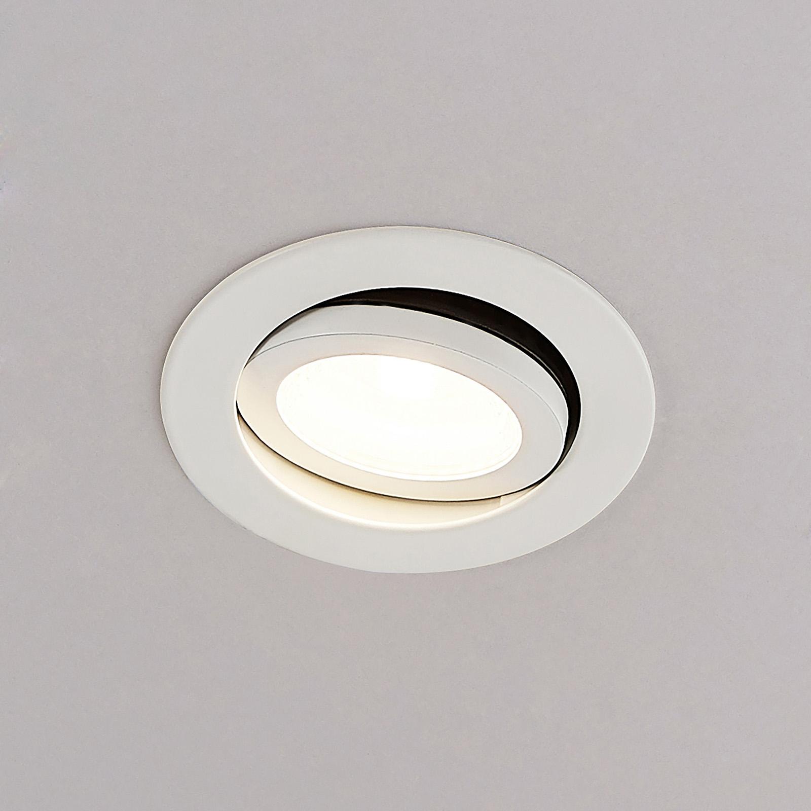 Arcchio Nabor LED-Downlight 36° 2.700K IP65, 4W