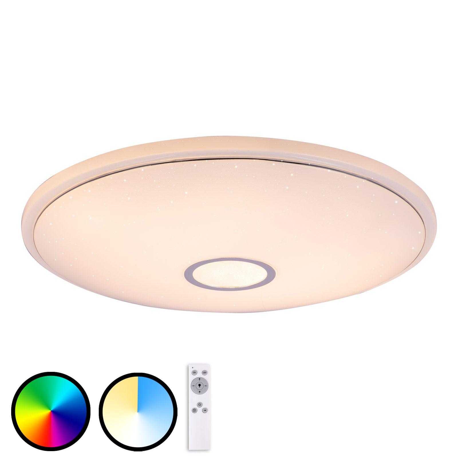 LED-Deckenleuchte Conner, Tuya-Smart, Ø 70 cm