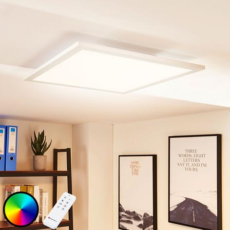 Pannello LED Tinus gioco di colori RGB e bianco