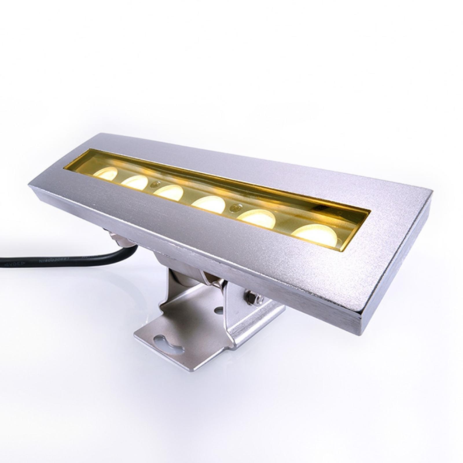 Power Spot LED undervattenslampa, varmvit