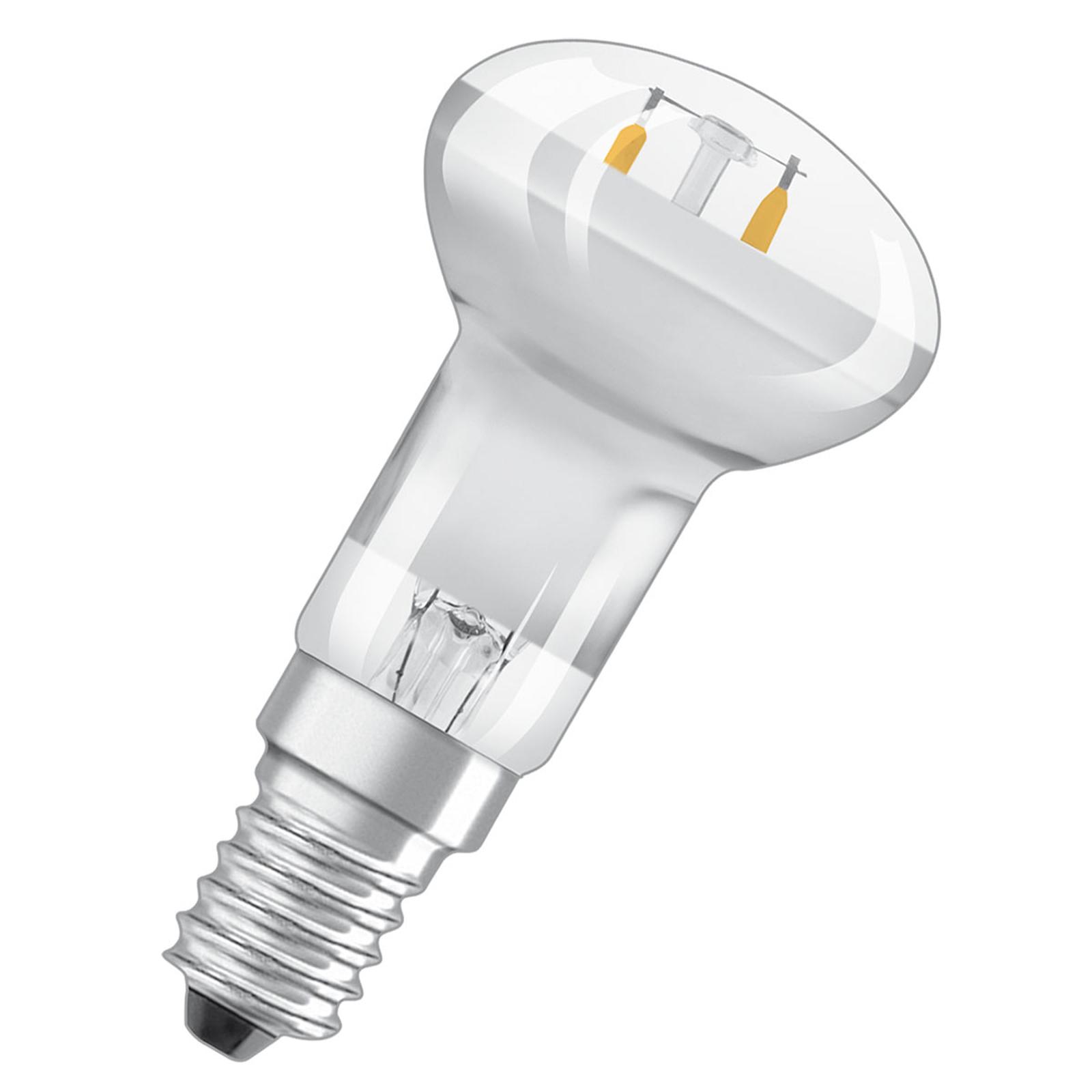 OSRAM LED-Reflektor Concentra E14 R39 1,5W 2.700K