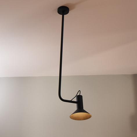 WEVER & DUCRÉ Roomor GU10 1 luz 20,5cm negro