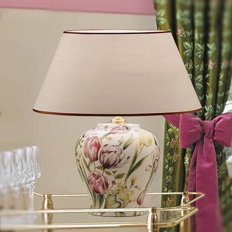 Menzel Living - stolní lampa s květinovou nohou