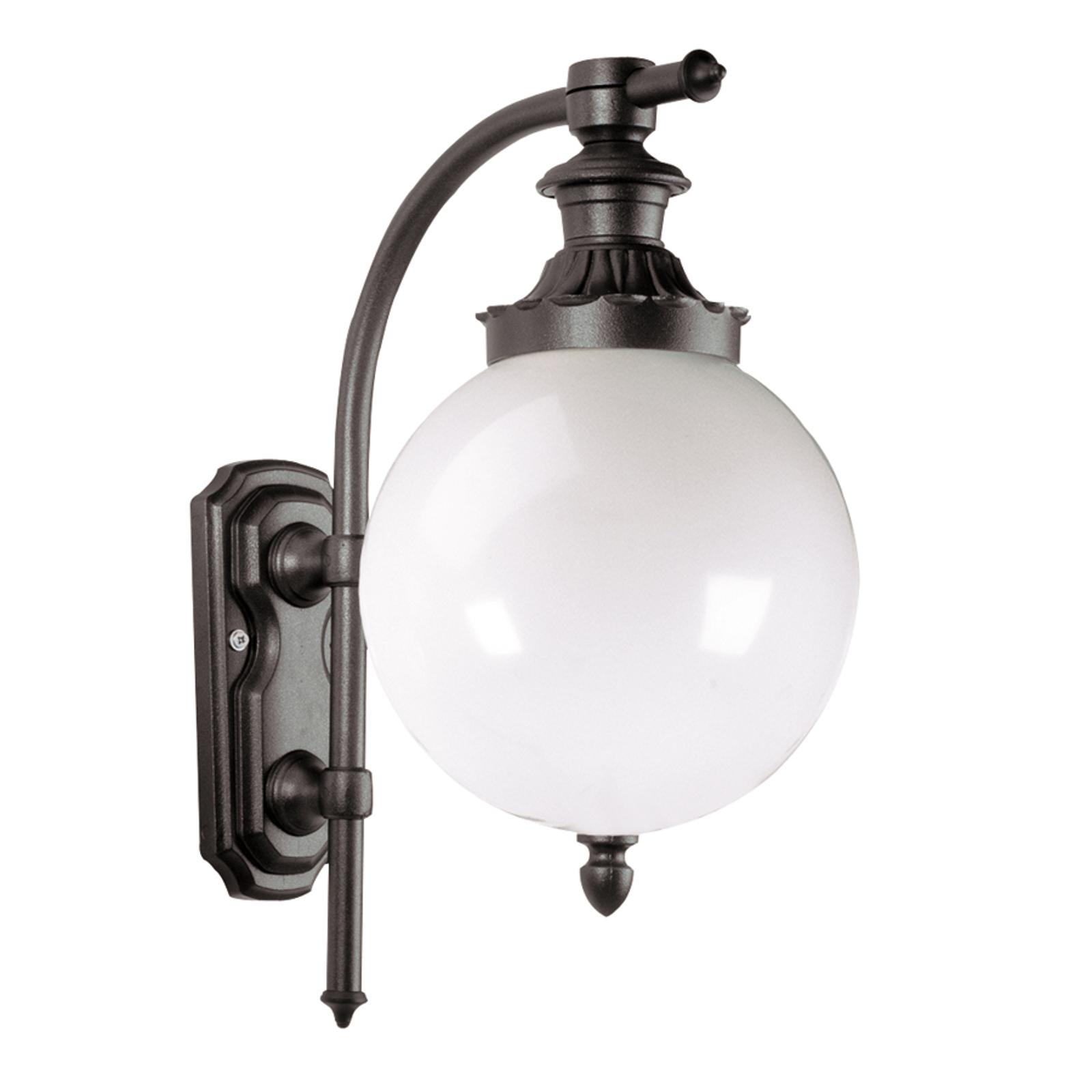 Zewnętrzna lampa ścienna Madeira, antracyt