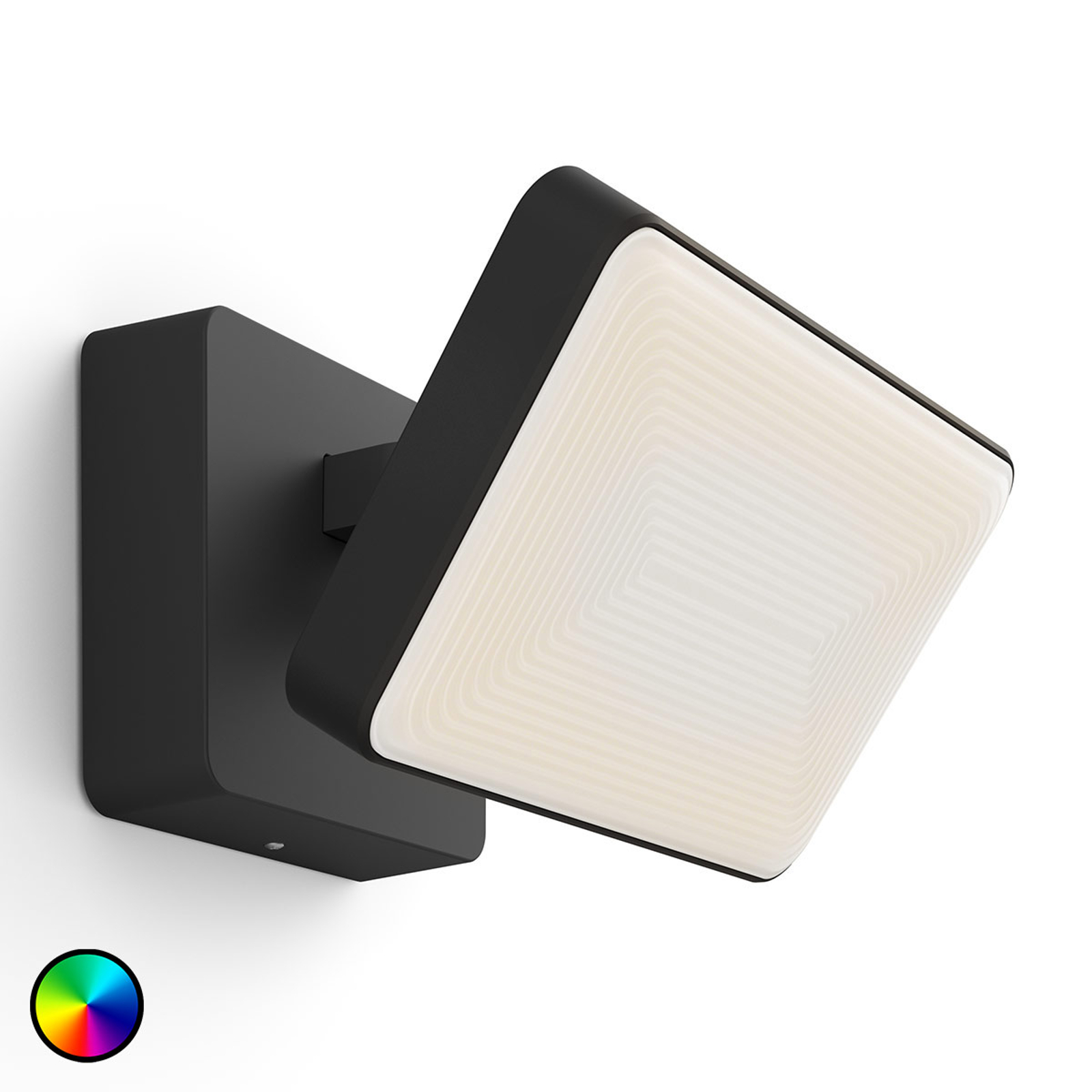 Philips Hue White+Color Discover foco LED exterior