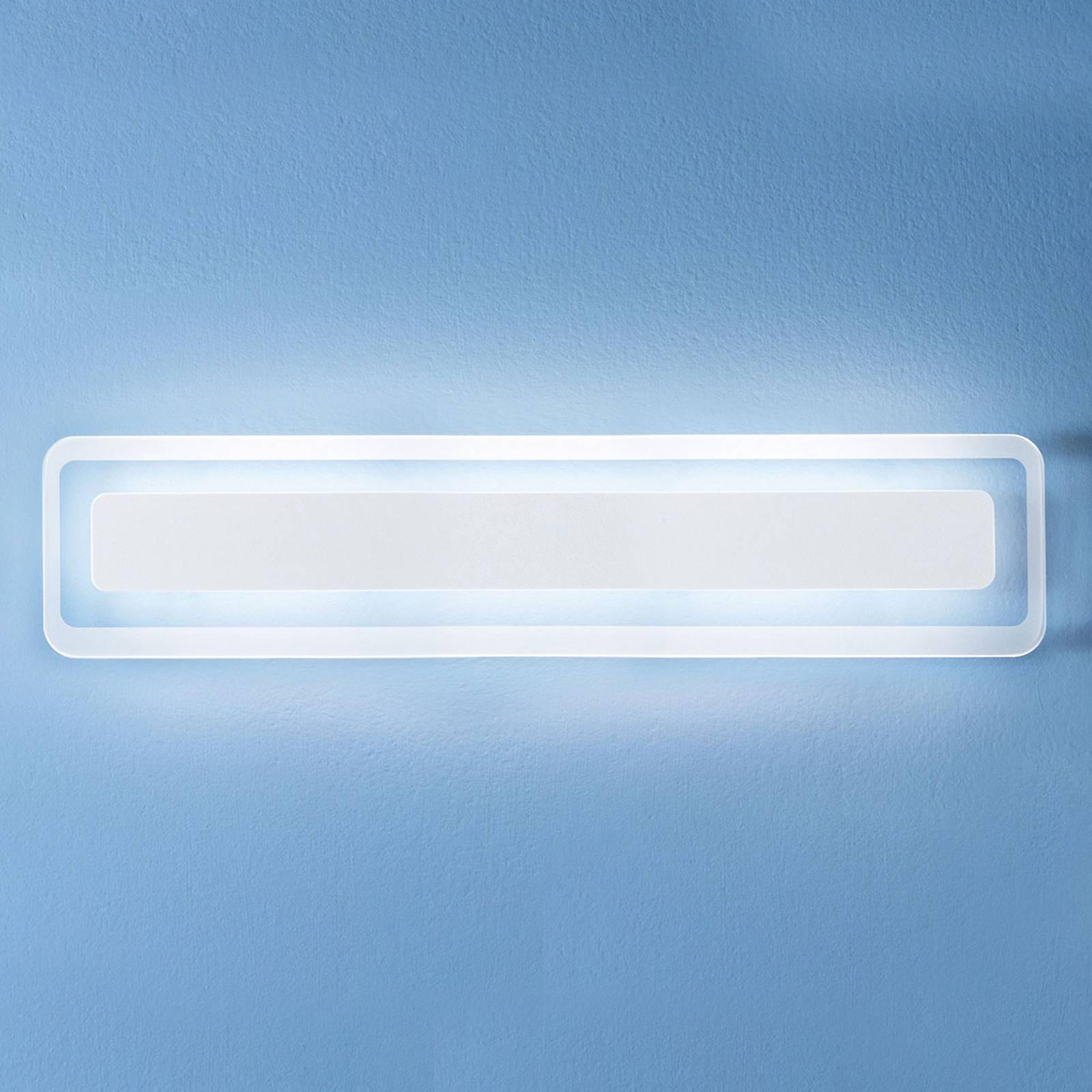 LED wandlamp Antille wit 61,4 cm