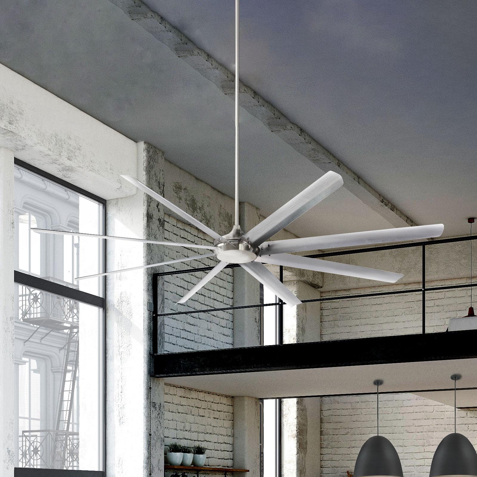 Westinghouse Widespan takvifte, nikkel