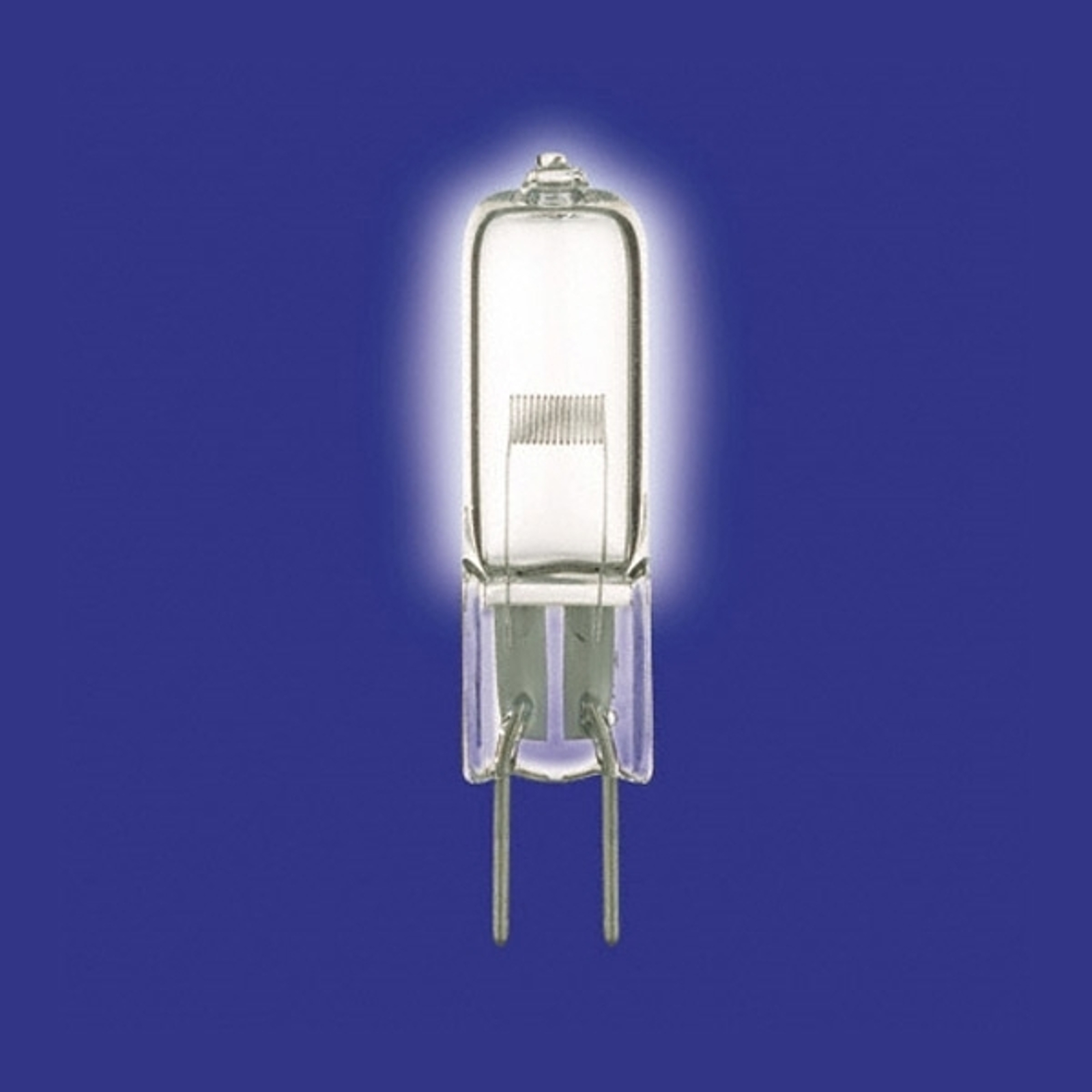 G6,35 250W Halogen NV-Lampe ohne Reflektor