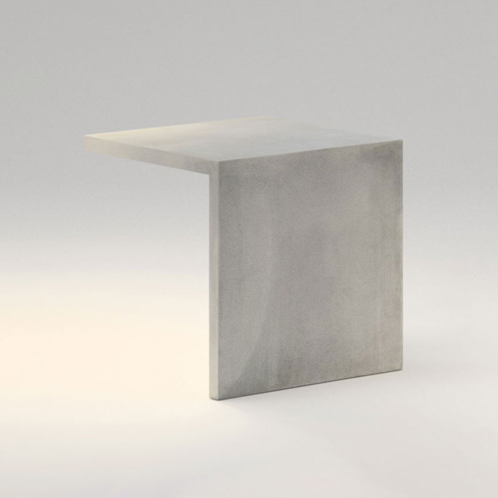 Vibia Empty 4135 buitenlamp van beton, 25 cm
