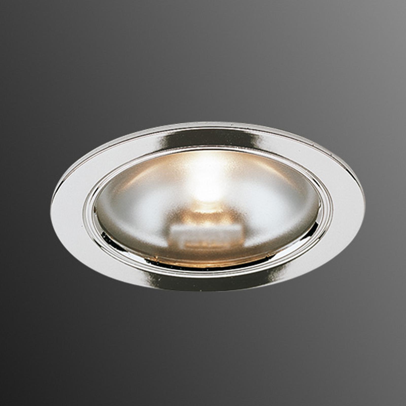 Produktové foto HERA KB 12 halogenové podhledové světlo, chrom