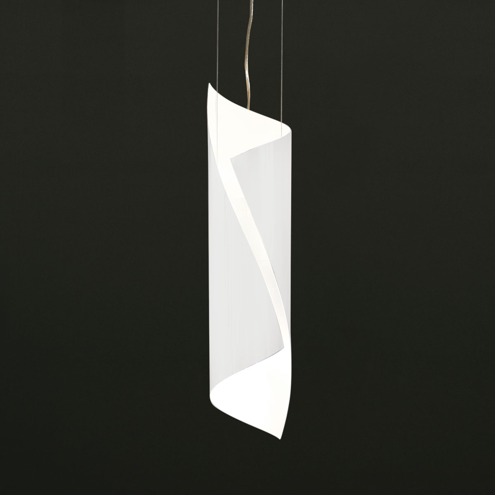 Knikerboker Hué - mała obracana lampa wisząca LED