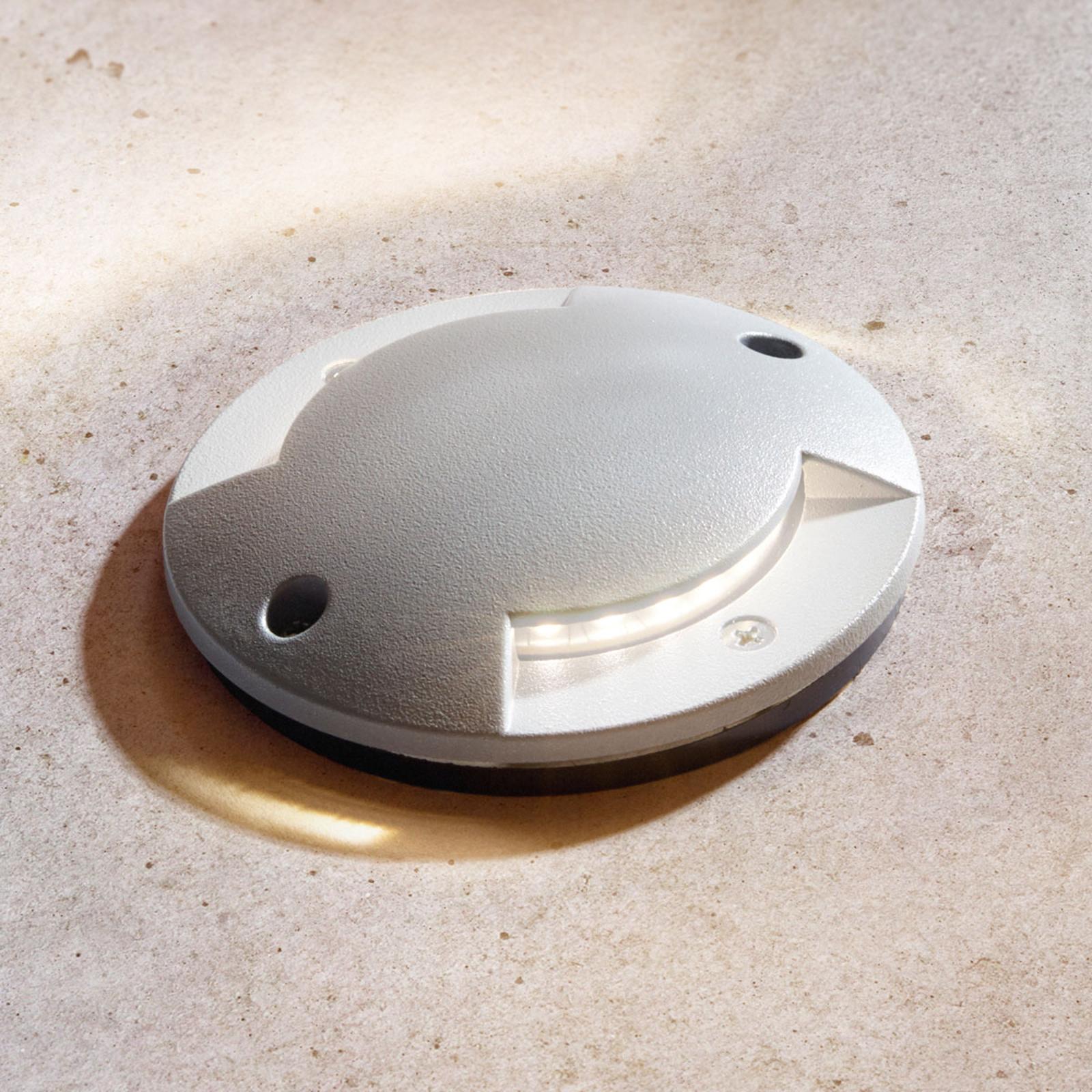 Upotettava LED-maakohdevalaisin Nandita