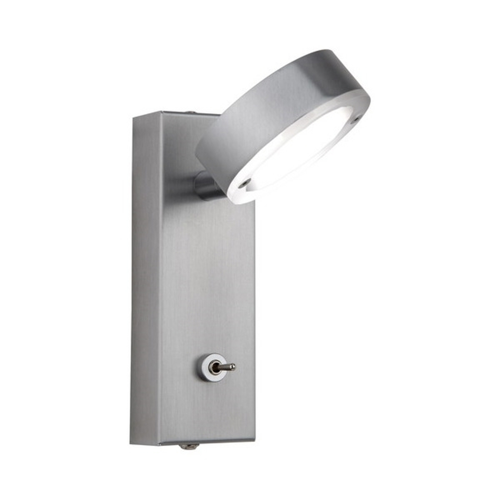 High-quality LED wall light Saturna with switch_1524108_1