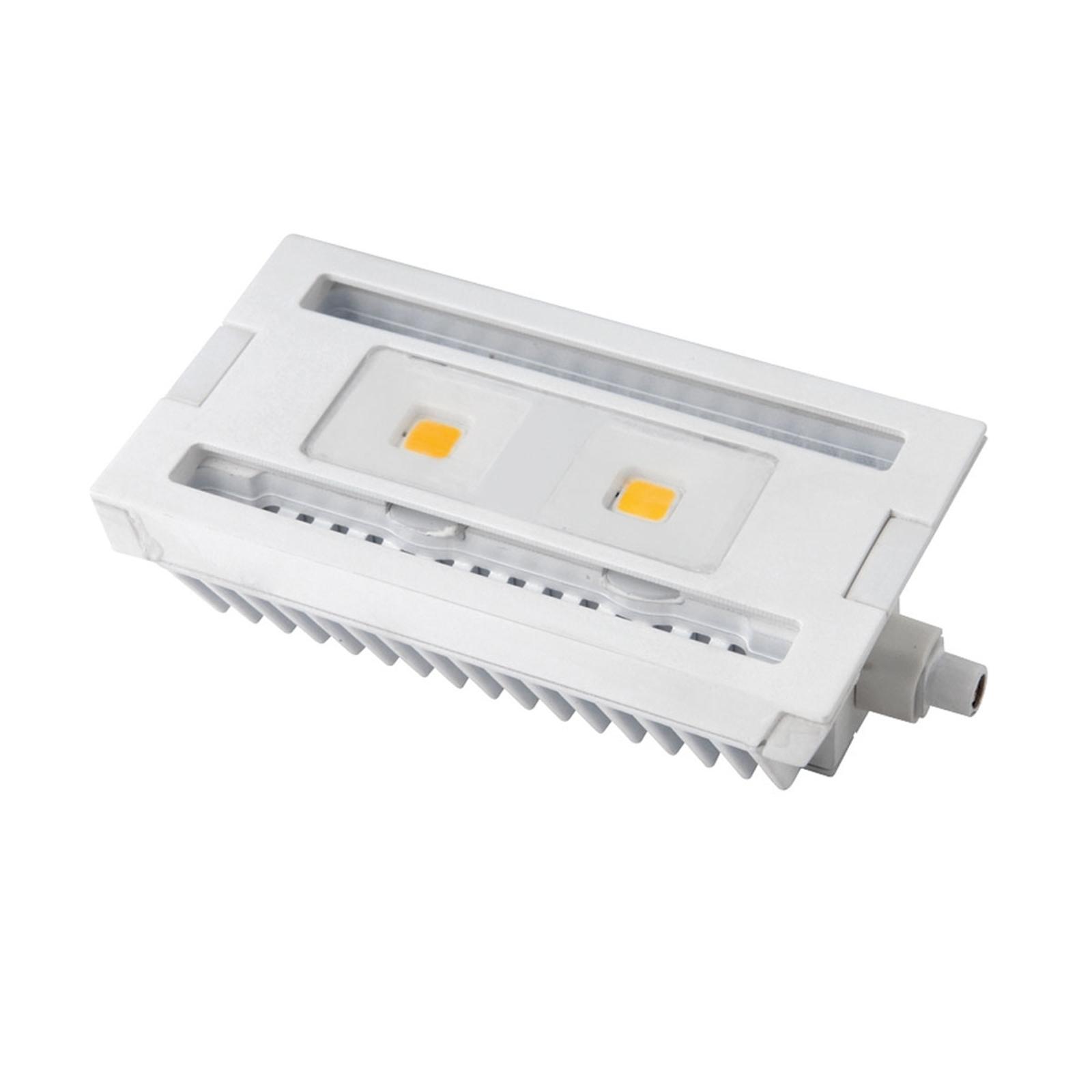 R7s 9W LED-Stableuchtmittel 118mm, 2.800K