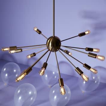Mir LED-hængelampe, 15 lyskilder
