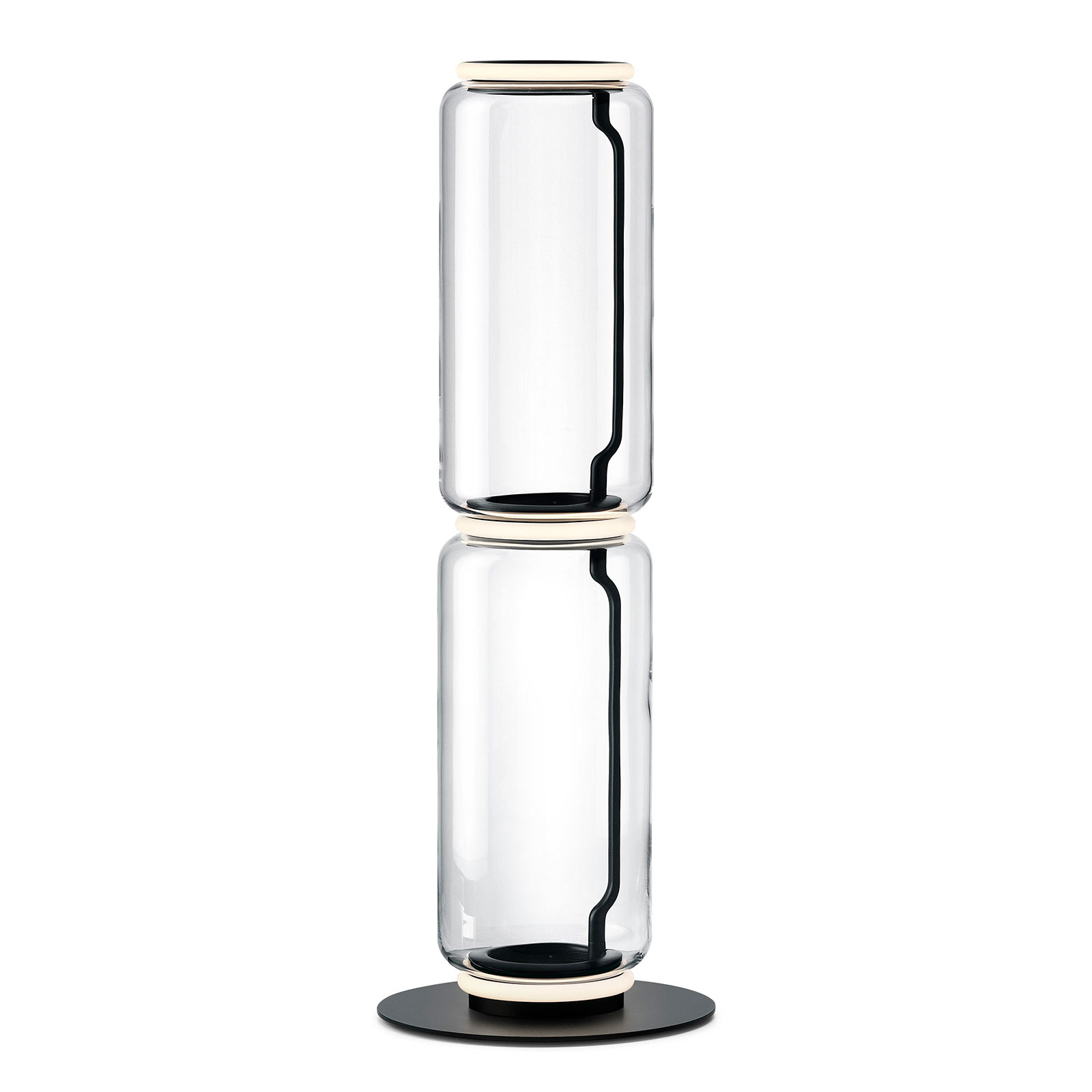 FLOS Noctambule 2 High Cylinders, small base